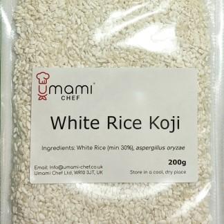 White Rice Koji 200g